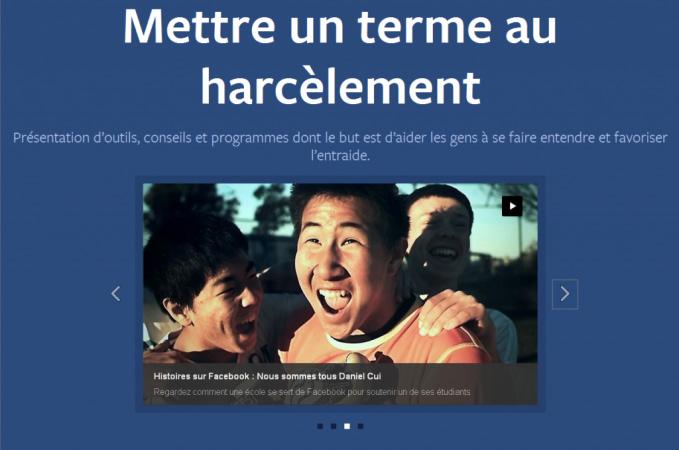Facebook se mobilise contre le cyber-harcèlement