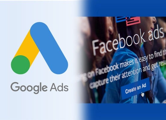 Facebook Ads VS Google Ads : Comparatif