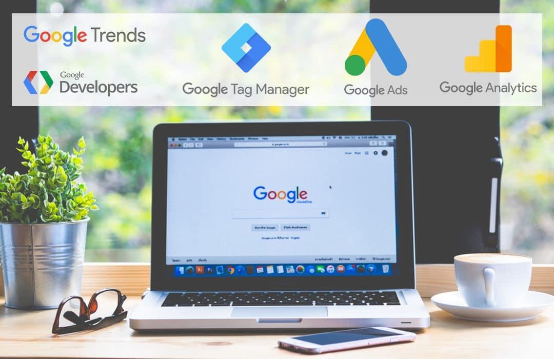 Les meilleurs outils Google pour optimiser votre site web