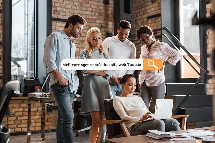 Meilleures agences de création site web Tunisie