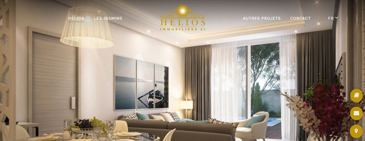 Helios IMMOBILIERE 81