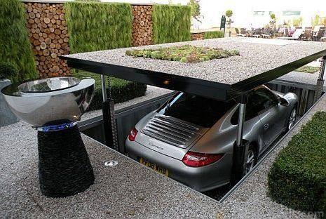 Le CarDok ou comment garer votre voiture à la James Bond ?  5