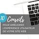 10 Trucs et astuces pour optimiser votre site Internet !