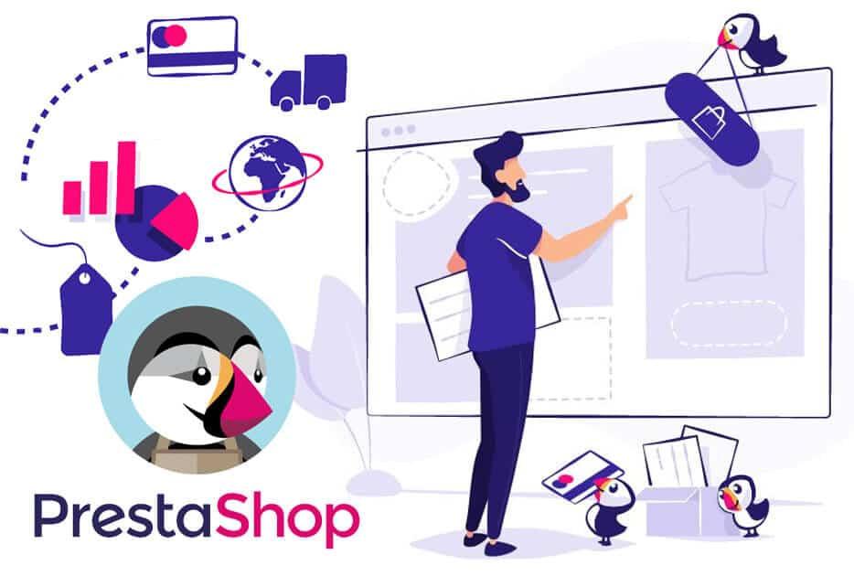 Une agence experte en PrestaShop pour optimiser votre site e-commerce