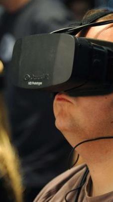 Facebook se lance dans la réalité virtuelle 2