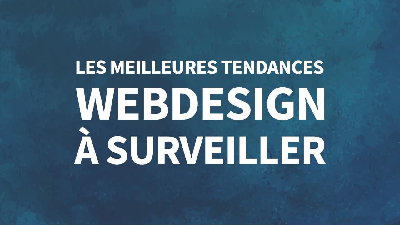Création site web Tunisie: Les 5 tendances du design graphique en 2020